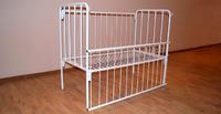 Кровать детская со съёмным ограждением СМ2.00.03 Д