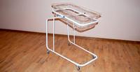 Кровать для новорождённых с кювезом регулируемая СМ2.00.03-Н